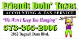Friends Doin Taxes LLC DBA Friends Helping Friends